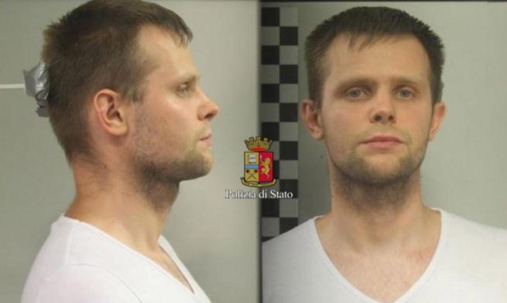 Lukasz Pawel Herba rapimento modella