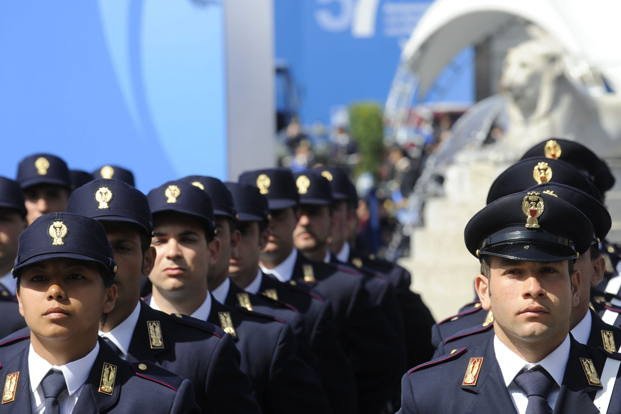 Come entrare nella Polizia