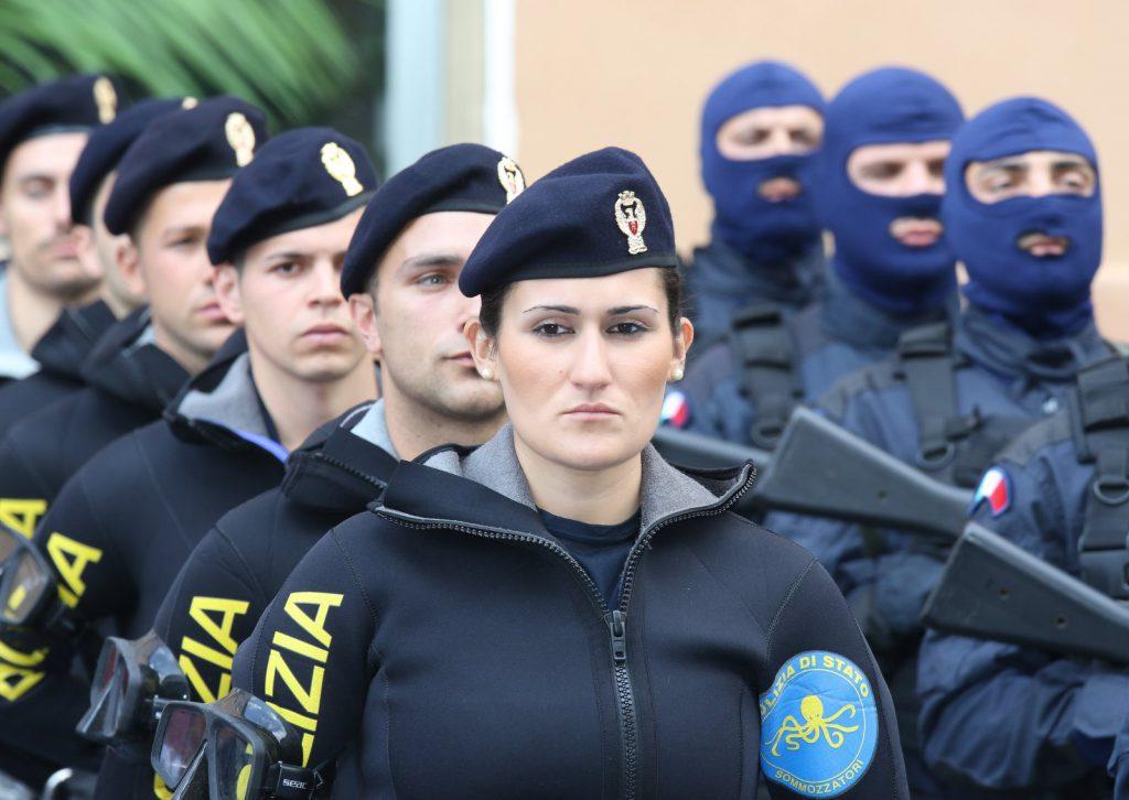 questore polizia