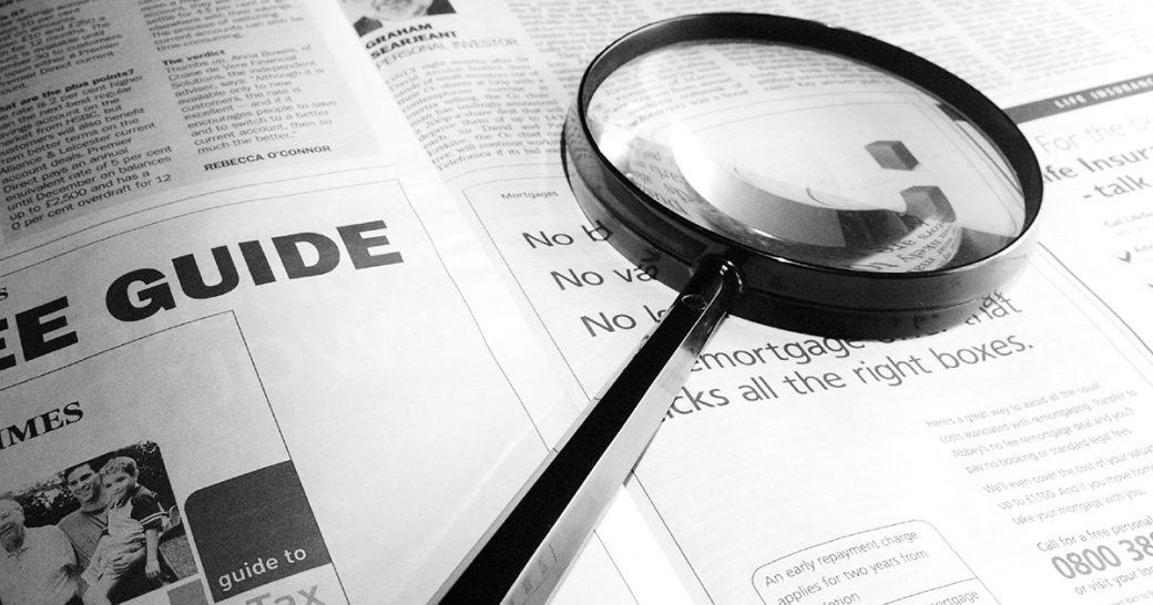 giornalismo investigativo o d'inchiesta